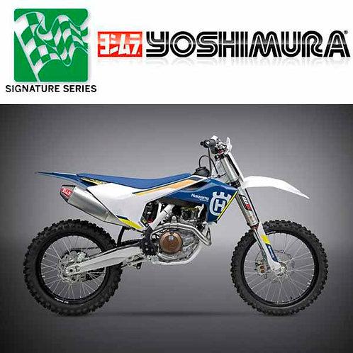 KTM/HUSQVARNA SX-F450/FC450 YOSHIMURA EXHAUST