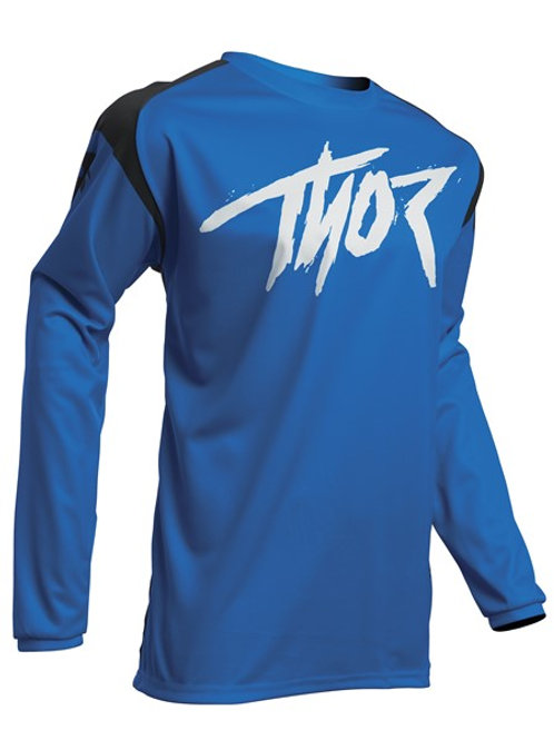 Thor Sector S20 Link Jersey Blue