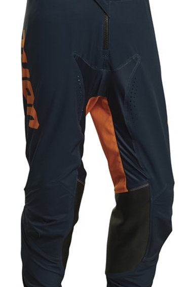 Thor S20 Pro Prime Strut Midnight Orange MX Pants