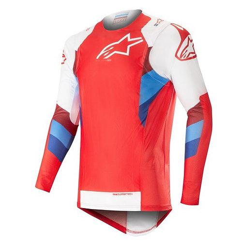 ALPINESTARS SUPERTECH Jersey Red/White