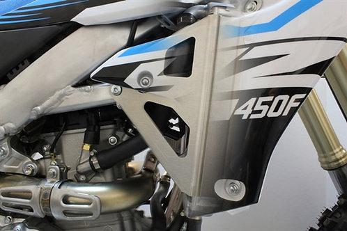WORKS CONNECTION RADIATOR BRACE 2018 Yamaha YZF450