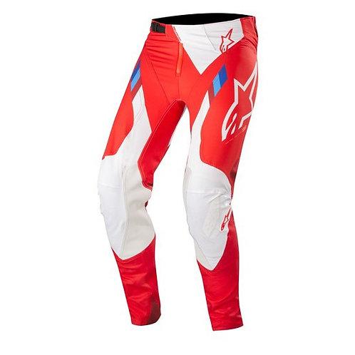 ALPINESTARS Supertech Pants Red/White