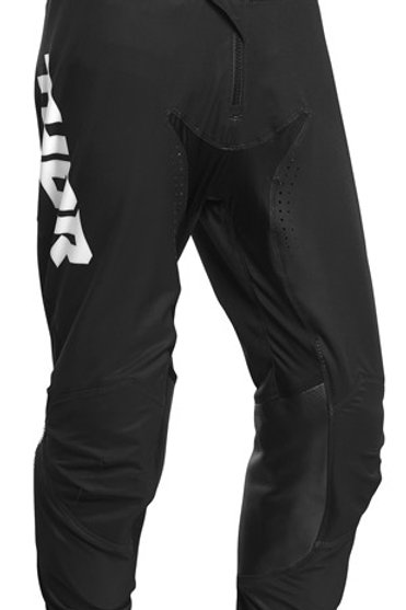 Thor S20 Pro Prime Strut Black White MX Pants
