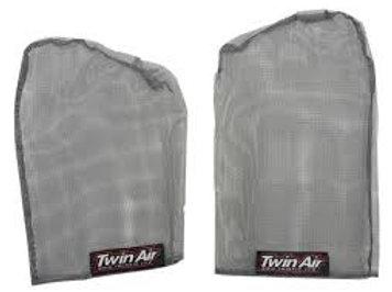 TWIN AIR RADIATOR SLEEVES YAMAHA YZ250F / YZ450F 2014-17