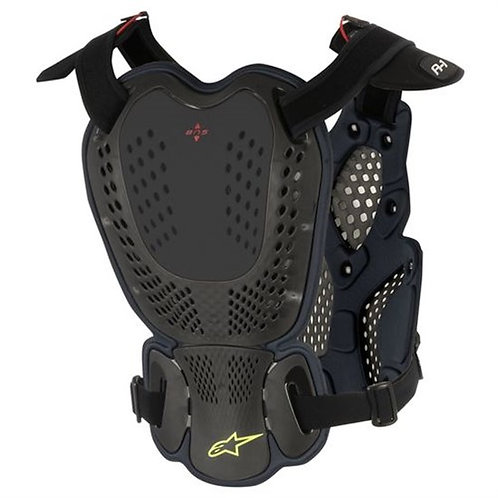ALPINESTAR A-1 Roost Guard Black/Anthracite - Engineered for BNS