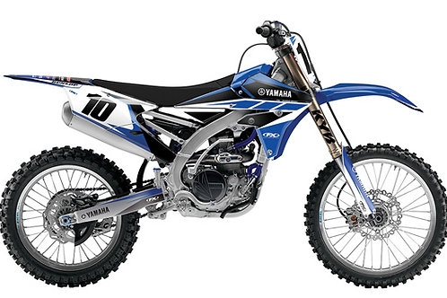 FACTORY FX Graphics EVO Kit YZ250F/450F 14-17 YZ250FX 15-18 with Shroud/Airbox