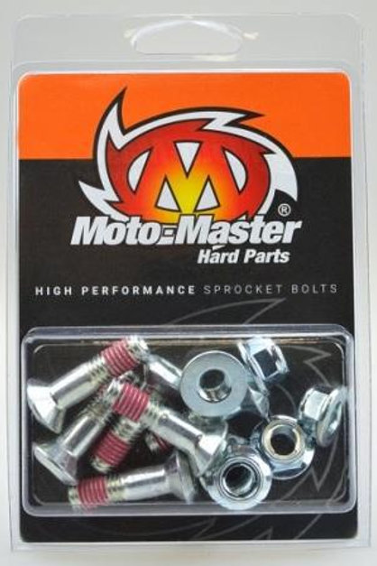 MOTO MASTER Sprocket Bolt Set All Jap MX