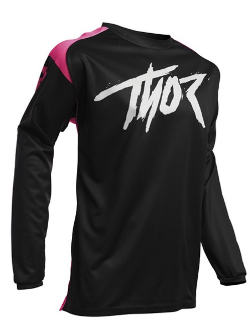 Thor Sector S20 Link Jersey Pink