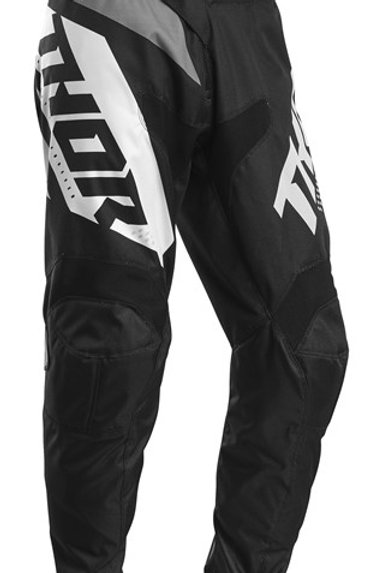 Thor Sector S20 Blade Black White MX Pants
