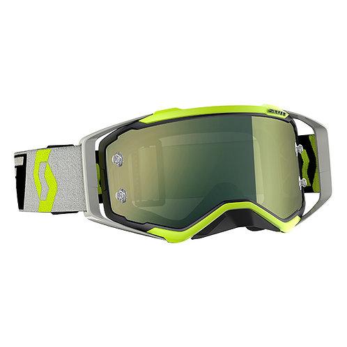 SCOTT Prospect Goggle Black/Grey Yellow Chrome Works Lens