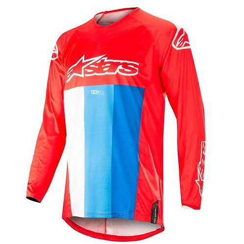 ALPINESTARS TECHSTAR VENOM Jersey Red/White/Blue