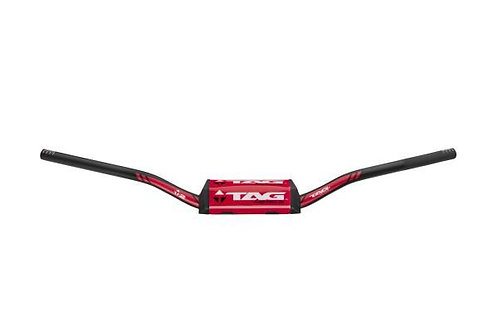 TAG Fatbar T2 Yam/Hon Low Bar Red
