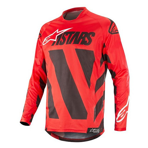 ALPINESTAR Racer Braap Jersey Black/Red/White