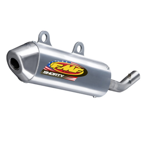 FMF 2002-18 YZ85 POWERCORE 2 SHORTY SILENCER