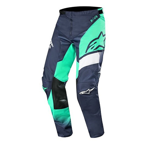 ALPINESTARS Racer Supermatic Pants Dark Navy/Teal/White