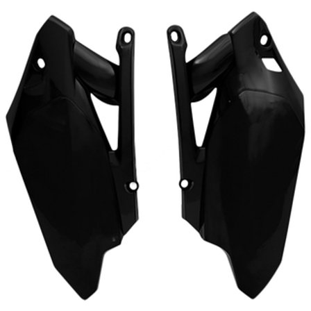 RACETECH YAMAHA YZ450F 10-13 BLACK SIDE PANELS