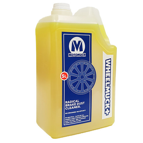 WHEELMUCK CLEANER 5L CONTAINER