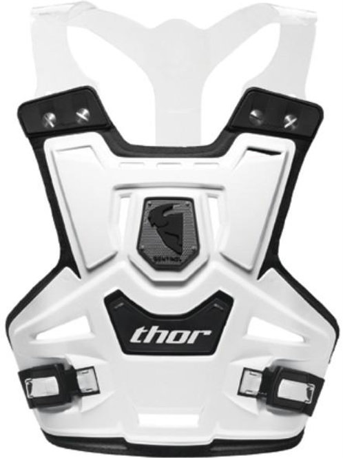 THOR SENTINEL ADULT ARMOUR - WHITE