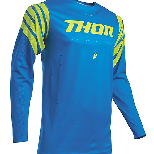 Thor Prime Pro S20 Strut Electric Jersey Blue