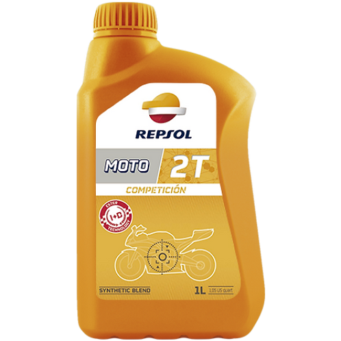 REPSOL COMPETION MOTO 2 STROKE MIX OIL