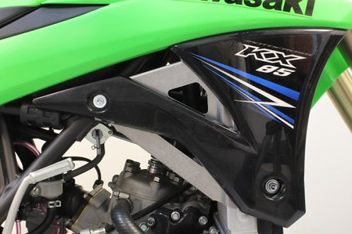 WORKS CONNECTION RADIATOR BRACE KX85/100 2014-17