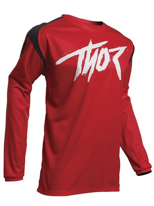 Thor Sector S20 Link Jersey Red