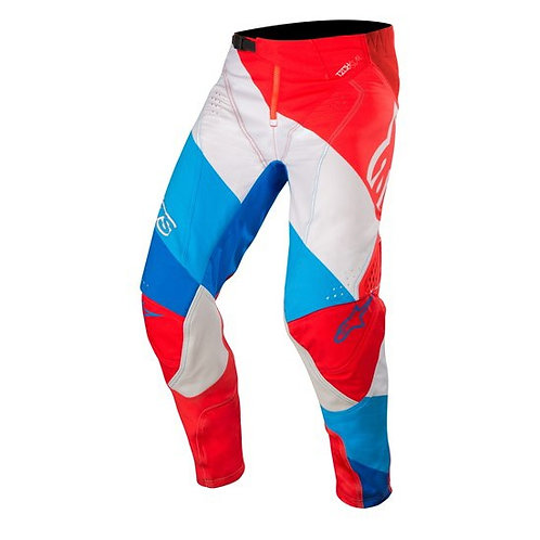 ALPINESTARS Techstar Venom Pants Red/White/Blue