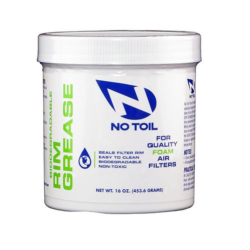 NO TOIL FILTER RIM GREASE 475ml TUB
