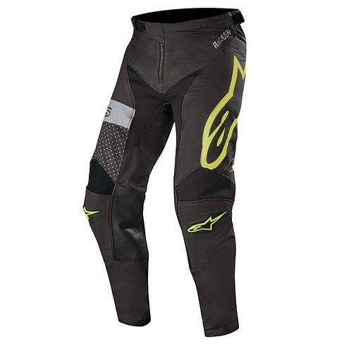 ALPINESTARS Racer Tech Atomic Pants Black/Yellow Fluoro/Grey