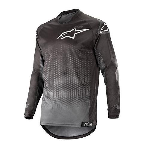 ALPINESTARS Racer Graphite Jersey Black/Anthracite