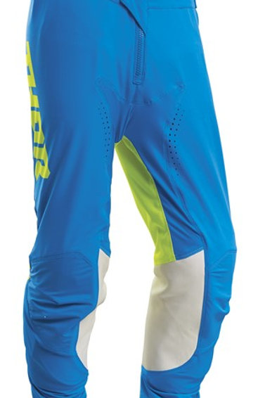 Thor S20 Pro Prime Strut Electric Blue Acid MX Pants