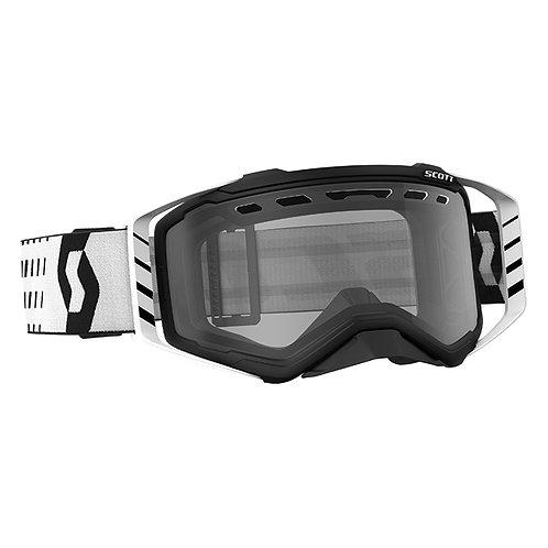 SCOTT Prospect Enduro Goggle Black /White Clear Lens