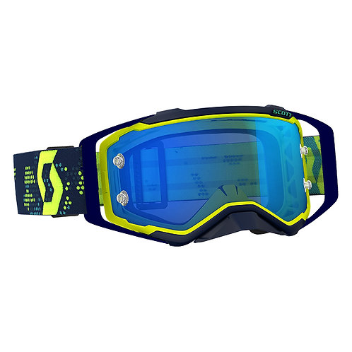 SCOTT Prospect Goggle Yellow/Blue Blue Chrome Works Lens