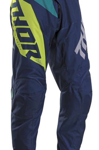 Thor Sector S20 Blade Navy Acid MX Pants