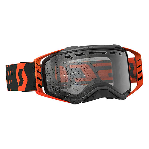 SCOTT Prospect Enduro Goggle Black /Orange Clear Lens