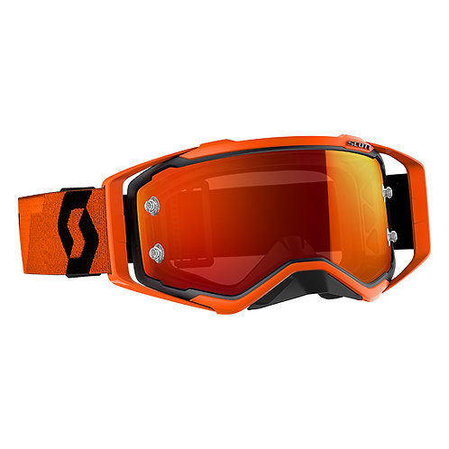 SCOTT Prospect Goggle Black/Orange Orange Chrome Works Lens