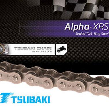 TSUBAKI 520 MX ALPHA X-RING 120 CHAIN
