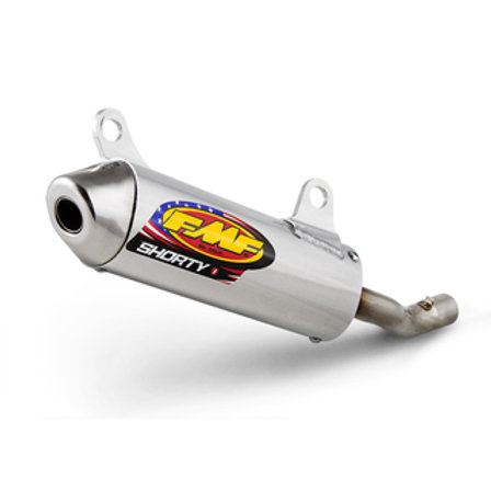 FMF YAHAMA YZ250 02-17 POWERCORE 2 SHORTY SILENCER