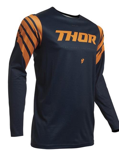 Thor Prime Pro S20 Strut Jersey Midnight Orange
