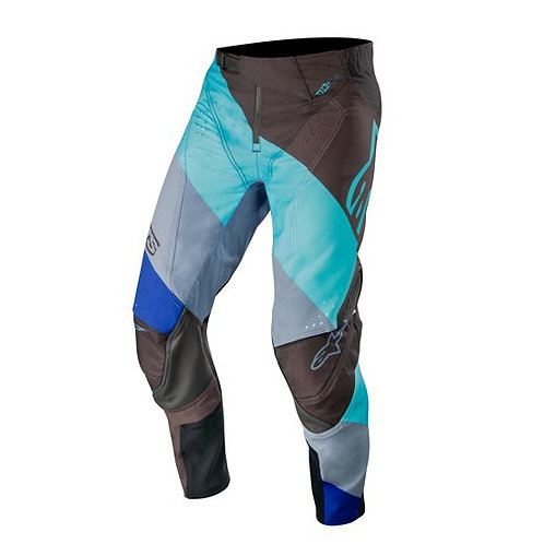 ALPINESTARS Techstar Venom Pants Black/Turquoise/Blue