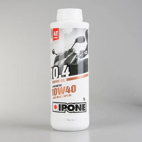IPONE - 10.4 10W40 SEMI SYNTHETIC 4 Stroke Oil (1L)