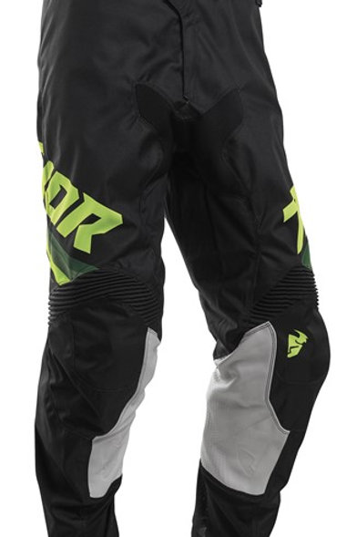 Thor Pulse S20 Pinner Black Acid MX Pants