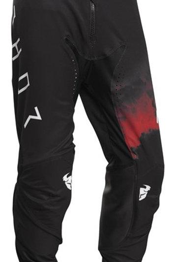 Thor S20 Pro Prime Forsta Black MX Pants