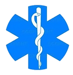 er services - ambulance badge transparen