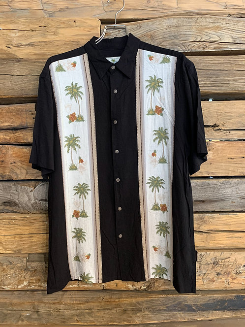 WEEKEND / Black Aland S/S Shirt