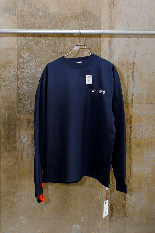 WEEKEND / CAMBER Embroidery LS Tee