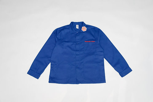 WEEKEND / Coverall Jacket / blue