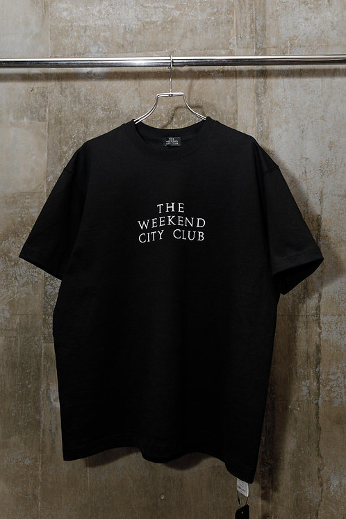 THE WEEKEND CITY CLUB Print-T