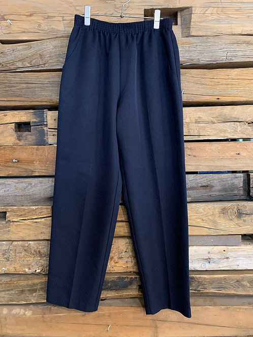 WEEKEND / Dark Navy Easy Pants