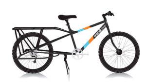 Big Boda Load-Carrying Bicycle